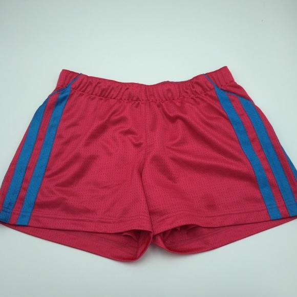 adidas shorts pink